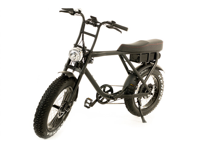 "bulletboards Bullet Bike 20"" black matte"